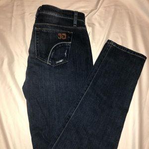 Joe's Jeans size 29 Best Friend Fit Skinny Jeans